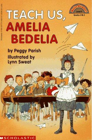9780590537735: Teach Us Amelia Bedelia (Hello Reader! Level 4)