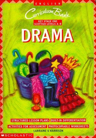 9780590537841: Drama KS1 (Curriculum Bank)