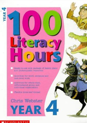 9780590539166: 100 Literacy Hours: Year 4