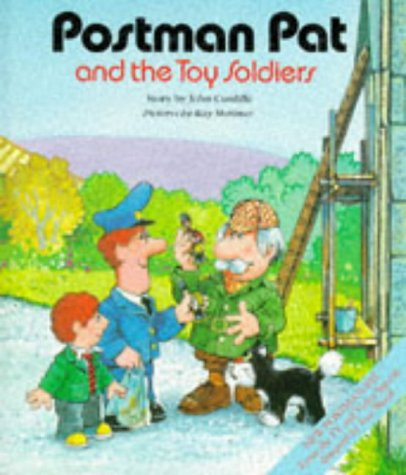 9780590540377: Postman Pat and the Toy Soldiers