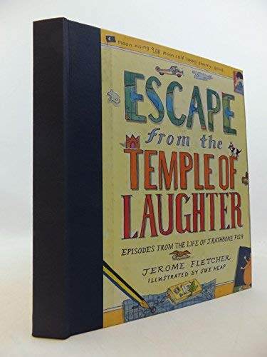 Escape from the Temple of Laughter: Jerome Fletcher