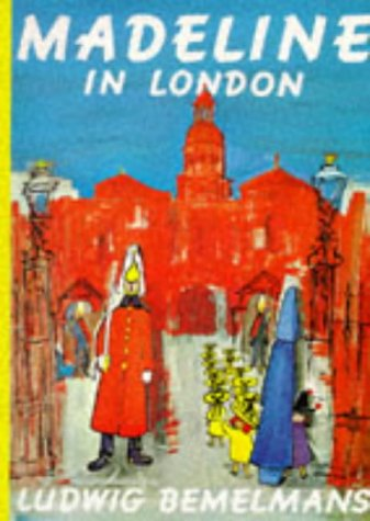 9780590540650: Madeline in London (Picture Books)