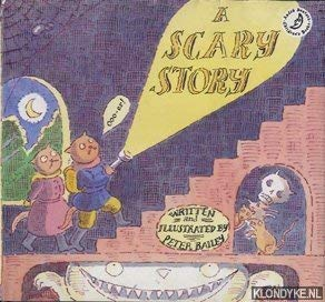 9780590540940: A Scary Story (Picture Books)