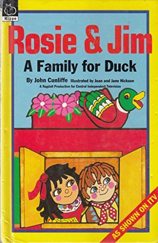 9780590541015: Rosie and Jim: A Family for Duck (Rosie & Jim)