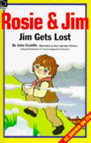 9780590541046: Rosie and Jim: Jim Gets Lost (Rosie & Jim - pocket hippos)