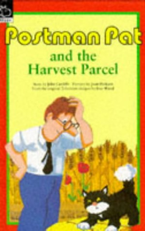 9780590541381: Postman Pat and the Harvest Parcel (Postman Pat Pocket Hippos)