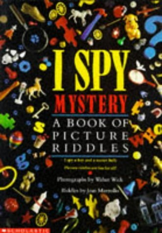 9780590541756: I Spy Mystery (Picture Books)