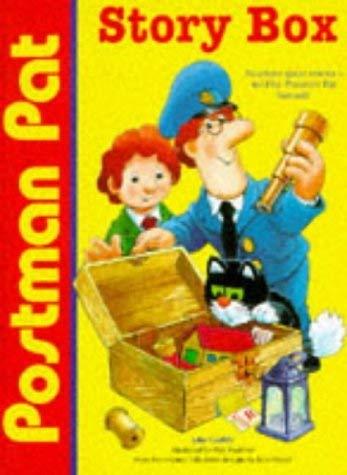 9780590541961: Postman Pat's Story Box (Postman Pat Storybooks)