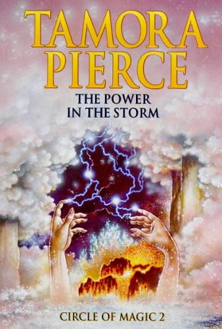 9780590542227: The Power in the Storm (Circle of Magic)