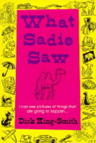9780590542234: What Sadie Saw (Hippo First Editions)
