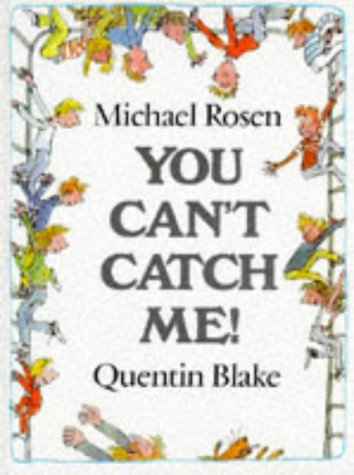 9780590542371: You Can't Catch Me! (Picture Books)