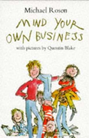 9780590542388: Mind Your Own Business (Picture Books)