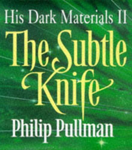 9780590542432: The Subtle Knife: His Dark Materials II