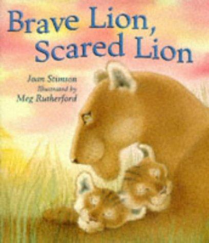 9780590542760: Brave Lion, Scared Lion