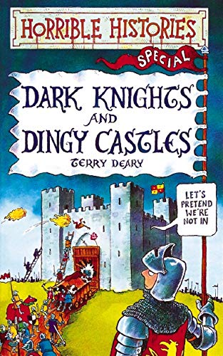 9780590542982: Dark Knights and Dingy Castles