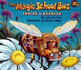 9780590543026: Magic School Bus Inside a Beehive (TV & Film Tie-ins)