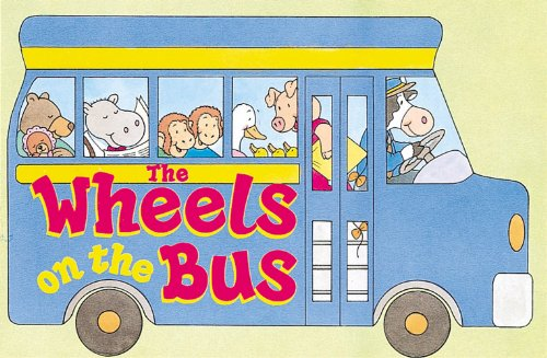 The Wheels On The Bus (0590543164) by Jim Becker; Dana Regan; Andy Mayer