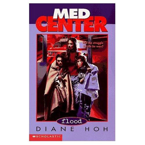 Flood (MED CENTER) (9780590543231) by Diane Hoh