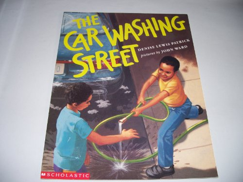 9780590543491: The car washing street (Reads core story selection)