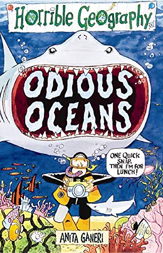 9780590543743: Odious Oceans (Horrible Geography)