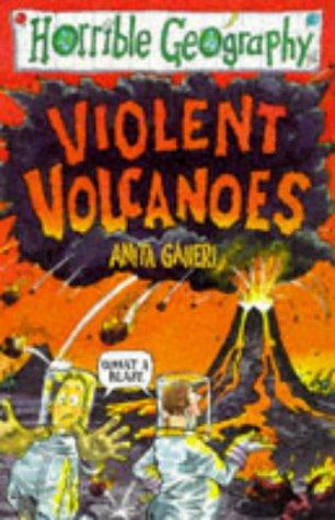 9780590543750: Violent Volcanoes (Horrible Geography)