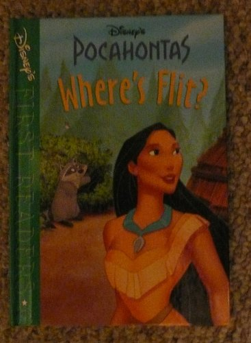 9780590544214: Where's Flit? (Disney's first readers)