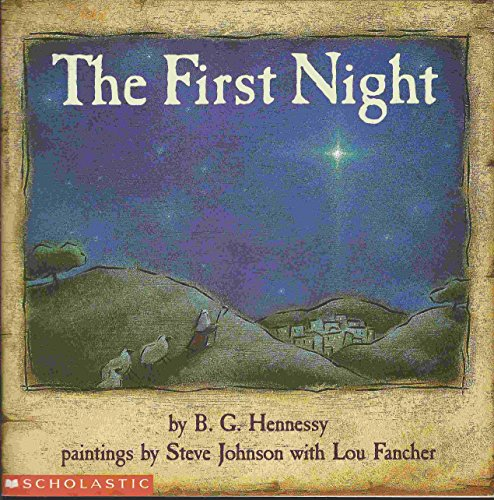 9780590545495: The First Night