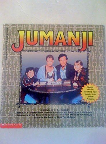 Jumanji (9780590545501) by Gardner, J. J.; Van Allsburg, Chris