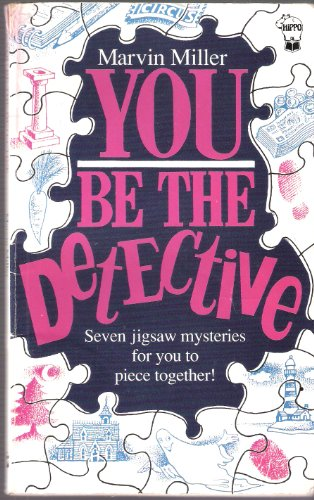 9780590550031: You Be the Detective: No. 1 (Puzzle Books)