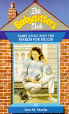 9780590550055: Mary Anne and the Search - 25 (Babysitters Club) (Spanish Edition)