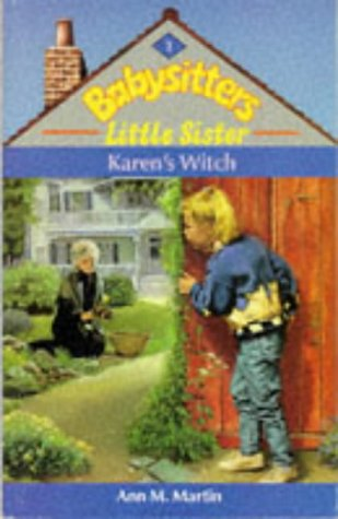 9780590550079: Karen's Witch (Babysitters Little Sister)