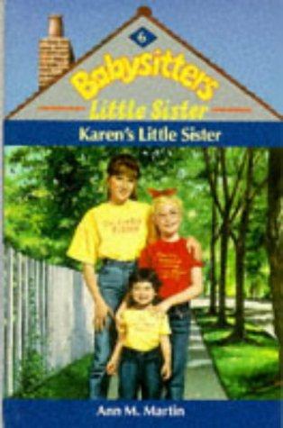 9780590550345: Karen's Little Sister (Babysitters Little Sister)