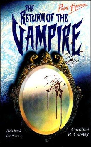 9780590551304: The Return of the Vampire (Point Horror S.)