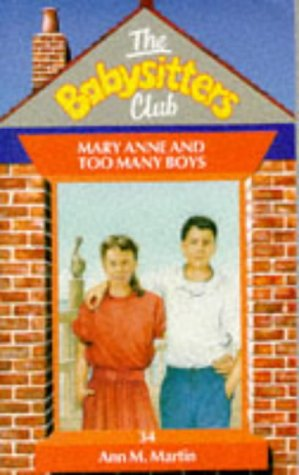 9780590551342: Mary Anne and Too Many Boys: No. 34 (Babysitters Club)