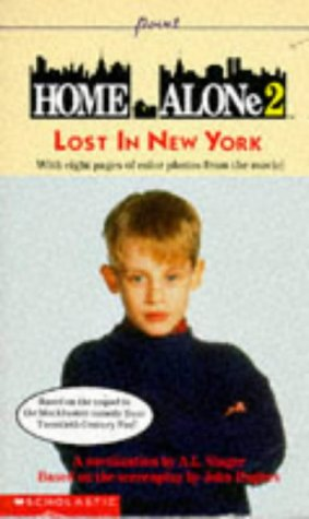 Home Alone 2: 2: Lost in New York (TV & film tie-ins)