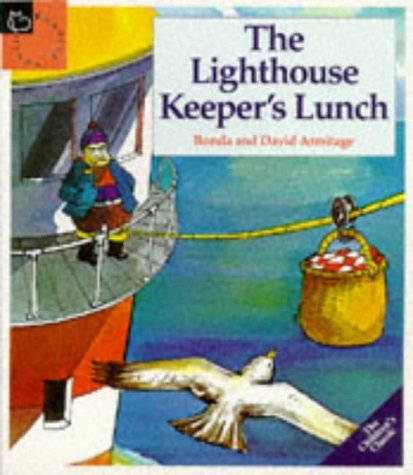 9780590551755: The Lighthouse Keeper's Lunch (Picture Books)
