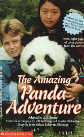 The Amazing Panda Adventure: Rothberg, Jeff; Elehwany,