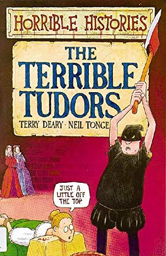 9780590552905: The Terrible Tudors (Horrible Histories)
