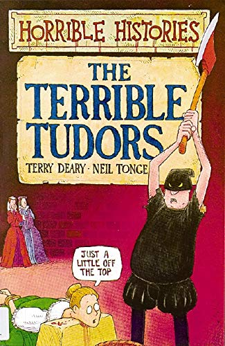 9780590552905: The Terrible Tudors (Horrible Histories)