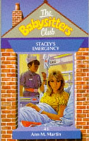 9780590552943: Stacey's Emergency (Babysitters Club)
