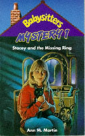 9780590553001: Stacey and the Missing Ring (Babysitters Club Mysteries)