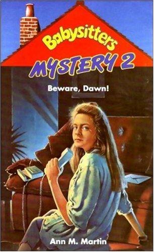 9780590553018: Beware, Dawn! (Babysitters Club Mystery 2)