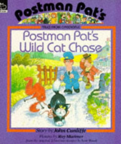 9780590553032: Postman Pat's Wild Cat Chase (Postman Pat Tales from Greendale S.)