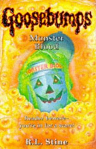 9780590553070: Monster Blood (Goosebumps)