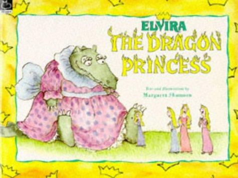 9780590553292: Elvira, the Dragon Princess (Picture Hippo)