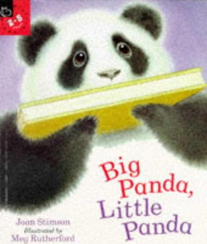 9780590554237: Big Panda, Little Panda (Picture Books)