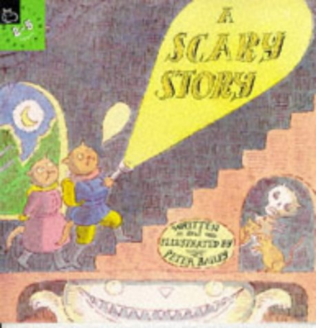 9780590554244: A Scary Story (Picture Books)