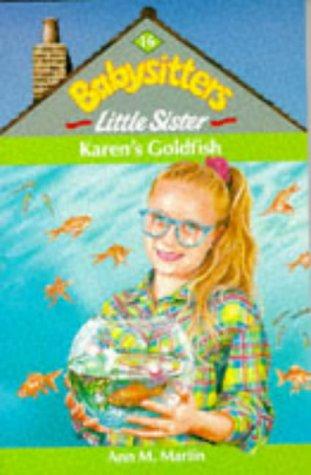 Karen's Goldfish (Babysitters Little Sister) (0590554417) by Ann M. Martin