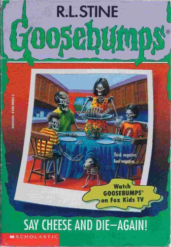 9780590554428: Say Cheese And Die! (Goosebumps)