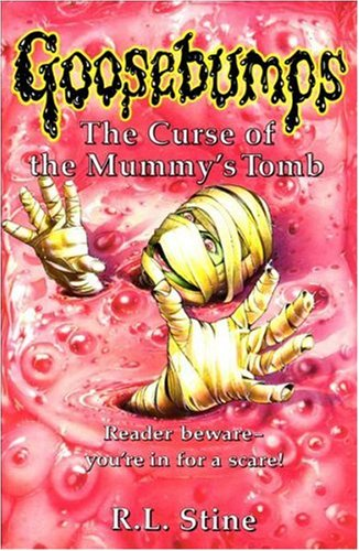 9780590554978: THE CURSE OF THE MUMMY'S TOMB (GOOSEBUMPS)